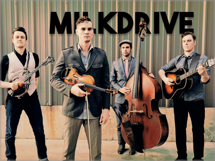 Milkdrive Band Interview