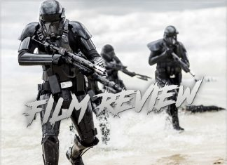 Rogue One A Star Wars Story Film Review