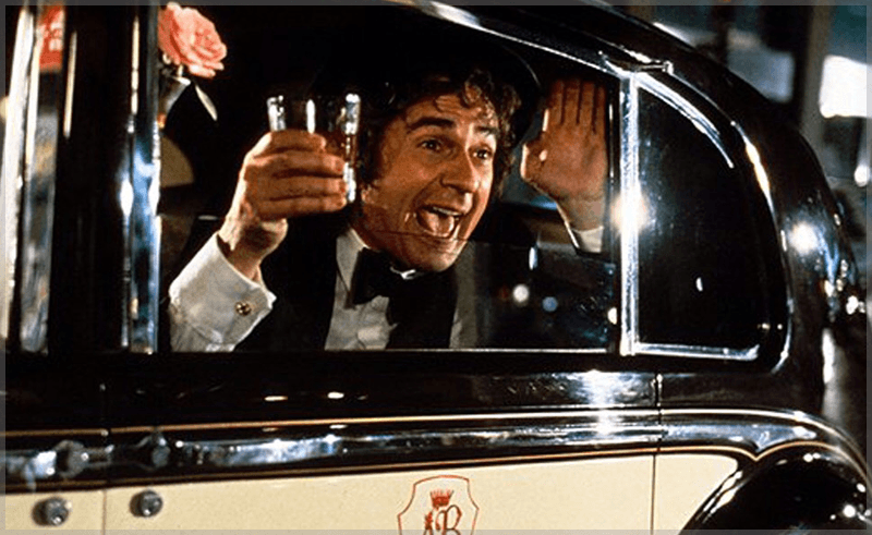 Dudley Moore Screwball Comedy Arthur 1981