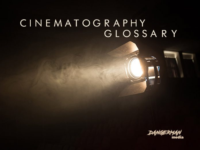 Cinematography Glossary