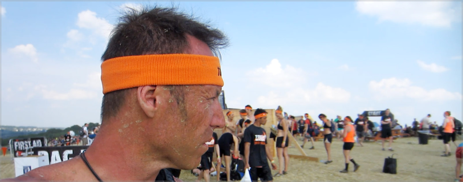 Enjoy the Moment at a Tough Mudder
