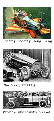 The Real Chitty Chitty Bang Bang