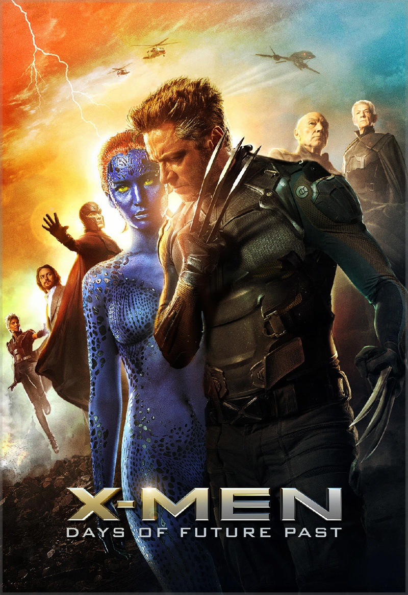 X-Men Days of Future Past (2016)