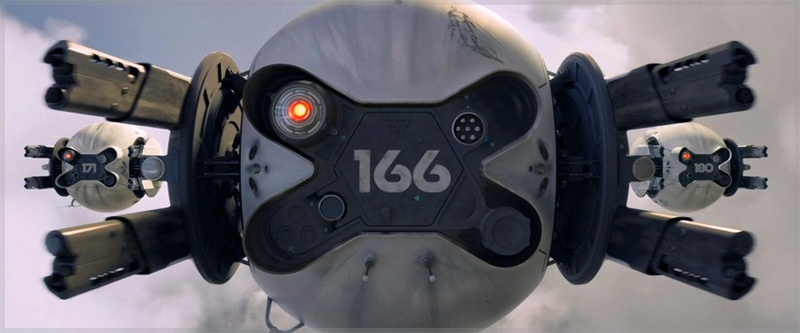 Drone #166