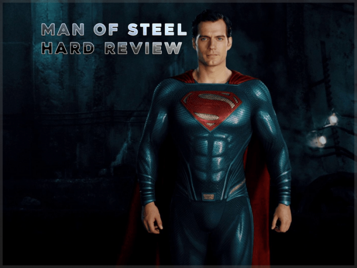 Man of Steel Gets a Hard Review