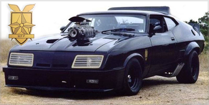 Mad Max Interceptor MFP
