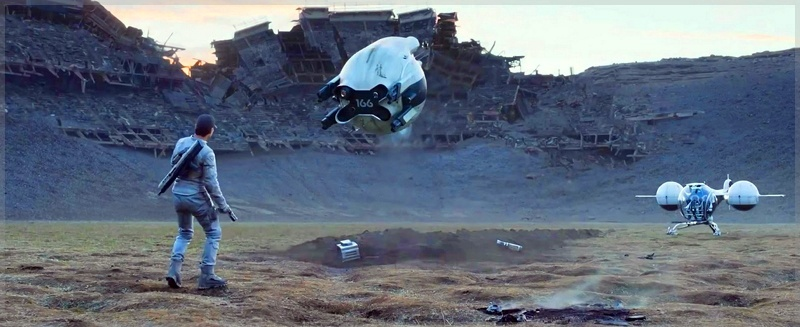 Jak Faces Down Drone #166 In The Meadowlands Football Stadium