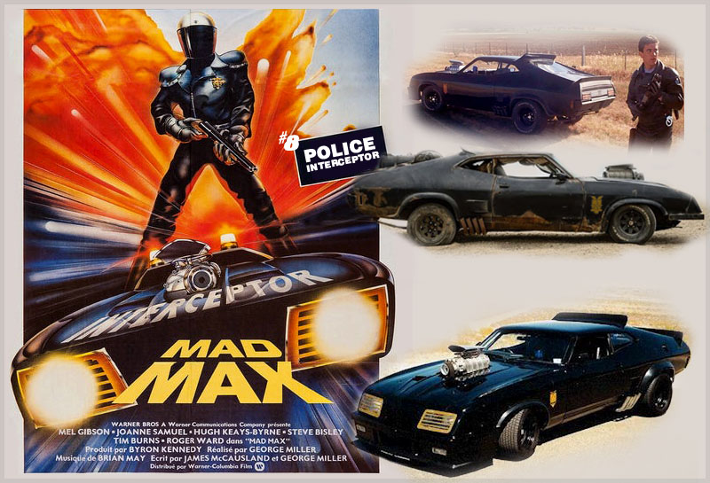 Mad Max - Police Interceptor