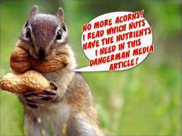 Read about Nut Nutrients at DangerMan Media