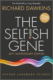Richard Dawkins book The Selfish Gene