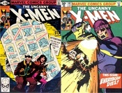Issues 141-142 Published by Marvel 1981 Written by Chris Claremont & John Bryne