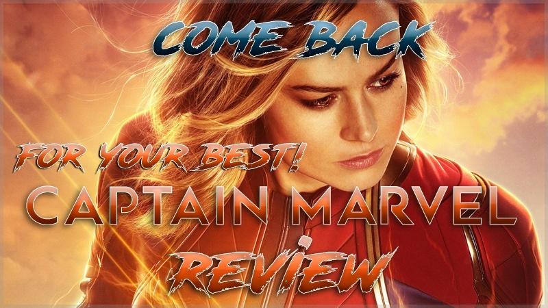 Brie Larson is Marvel's NEW Captain Marvel