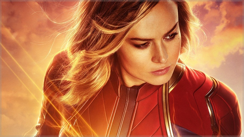 Brie Larson is the NEW Captain Marvel!