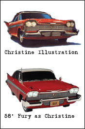 Stephen King's Christine - 1958 Fury