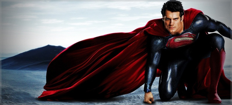 Man of Steel Gets a New Look