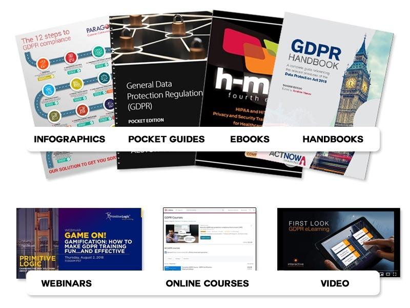 GDPR Training Tools
