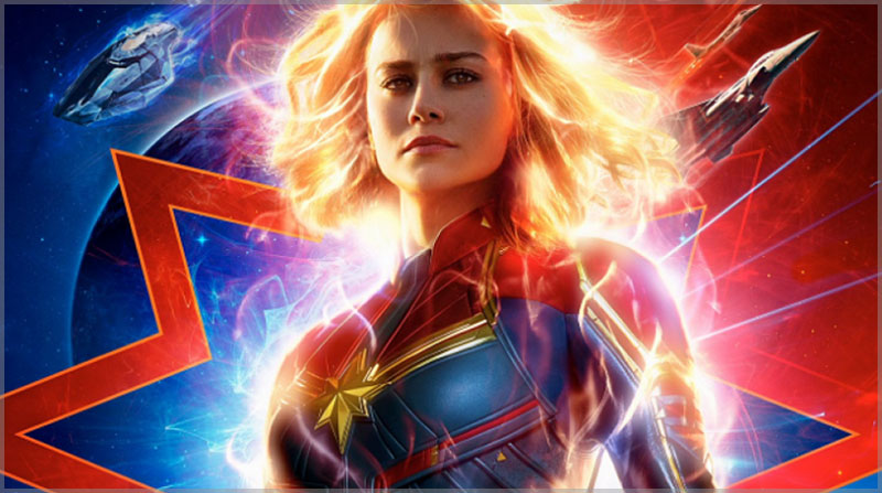 Does Brie Larson Suck as Captain Marvel?