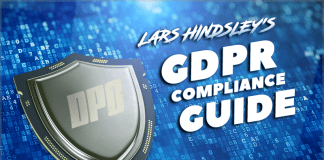 Lars Hindsley's DPO GDPR Compliance Guide