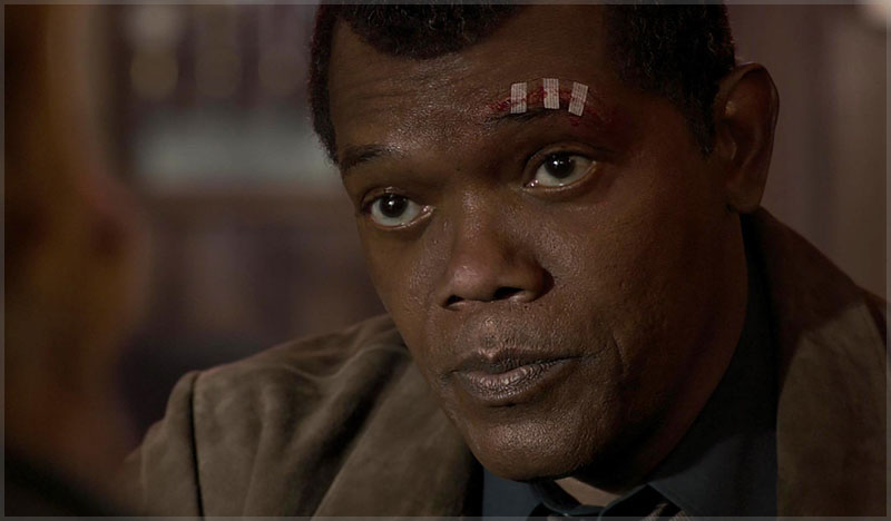Nick Fury has Hair and Both Eyes in Captain Marvel