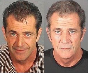 Mel Gibson 2006 & 2011 Arrests