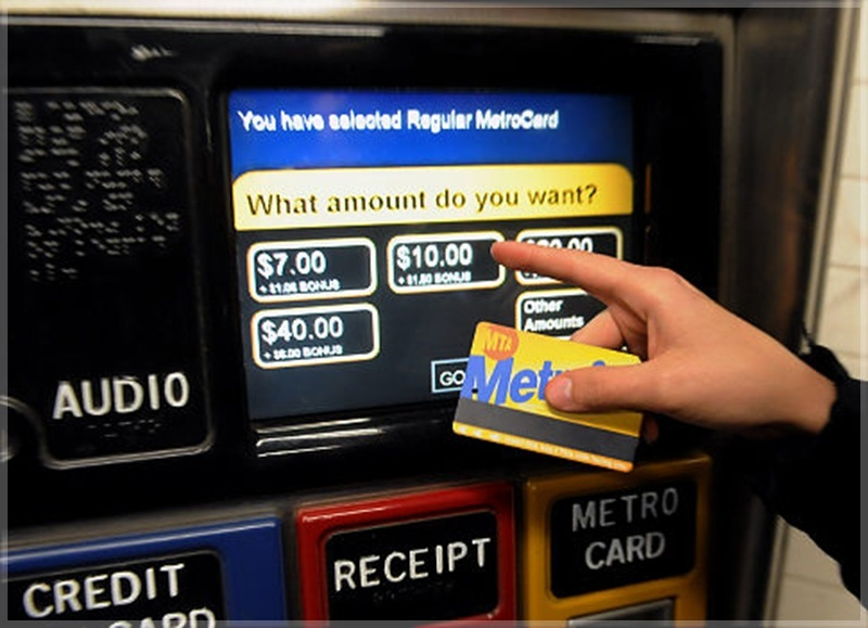 NY Metrocards can be used over-and-over. Just recharge them at kiosks. Add funds in increments.