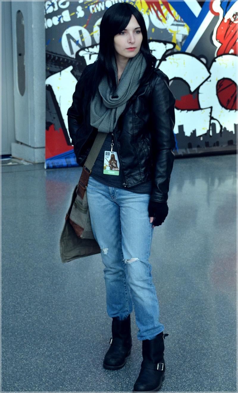 Sarah Allen Ruiz as Jessica Jones
