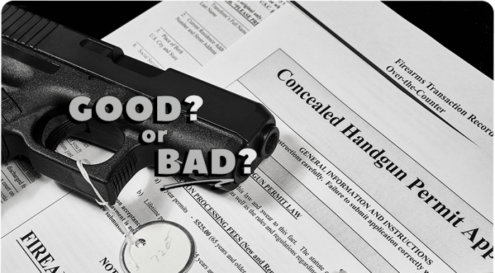Concealed Carry Opinion by victim of gun violence
