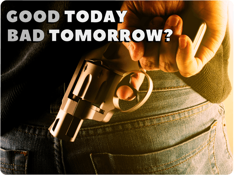 Concealed Carry Opinion. Is a good gun owner today at risk of being a bad gun owner tomorrow?