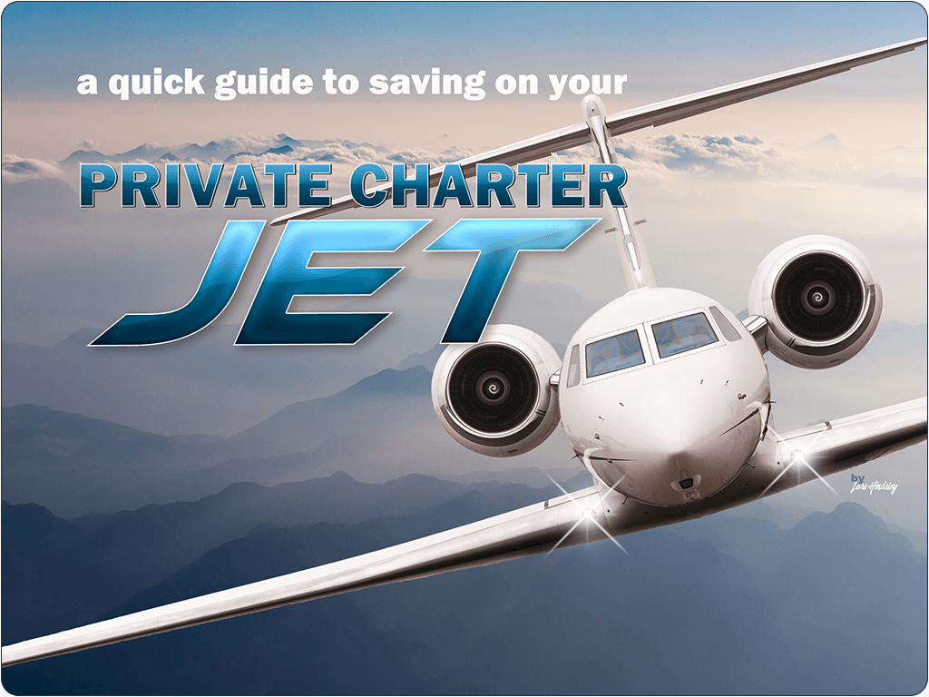 A quick guide to private charter jets