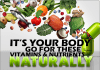Get Your Vitamins and Nutrients Naturally