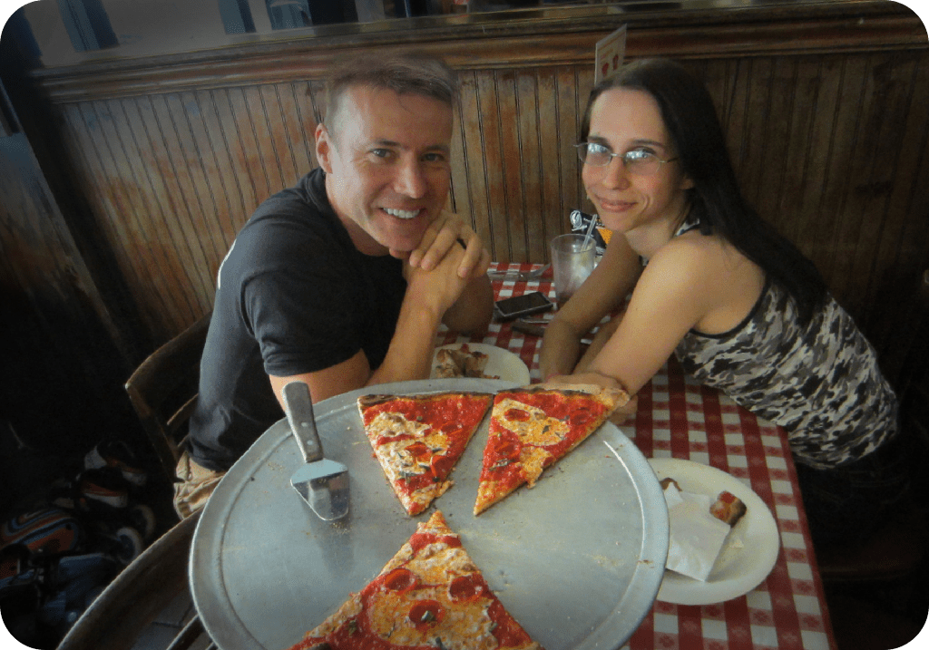 Lombardi's Pizza in Little Italy Is Where Pizza Started in The United States