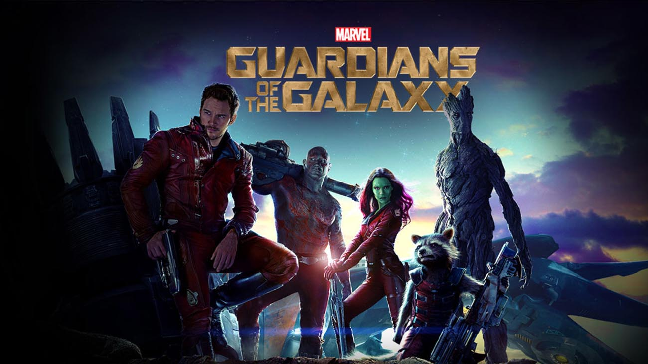 Guardians of the Galaxy 2014 Marvel Movie