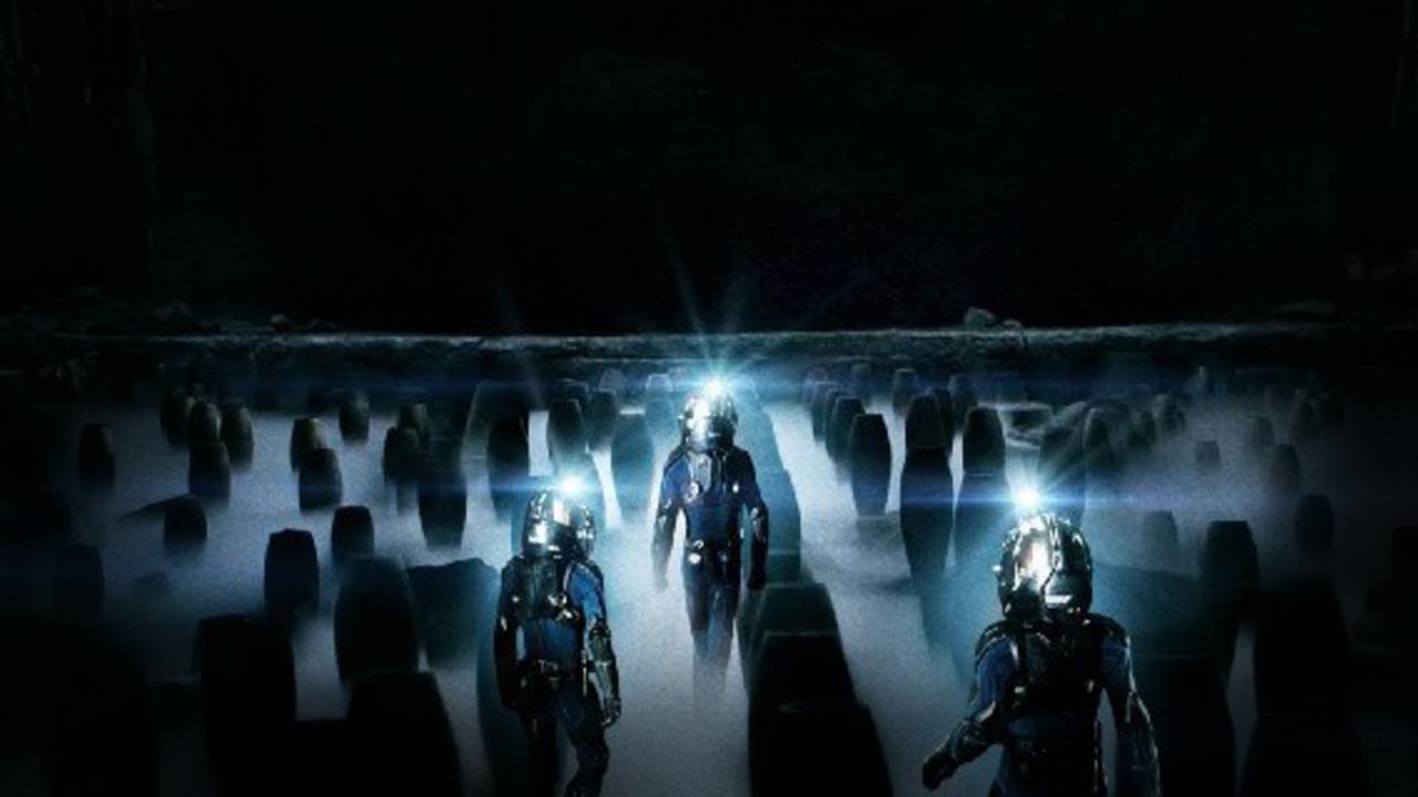 Prometheus Alien Prequel 2012