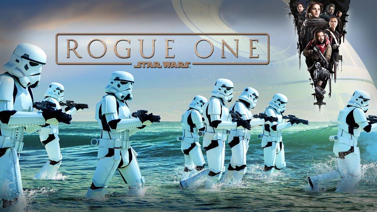 Rogue One Beach Assault