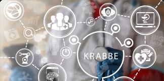 Krabbe Disease is a rare newborn baby disease